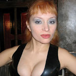 Libidinous dominatrix bitch0. Exciting Lolita is a true make love sadist