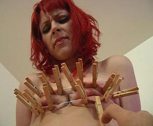 Redhead in agony0  libidinous redhead rocker gets caught in master savages bondage game Lascivious Redhead Rocker gets caught in Master Savages Bondage game.