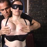 Extreme titty torture2  master rick unleashes punishment on these tender titties. Master Rick unleashes punishment on these tender titties